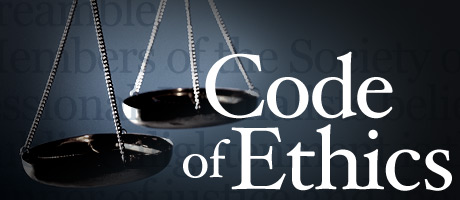 Code of Ethics and Conduct | cjess1 audit class pln